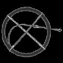 Rensband 16 mm, 24 meter