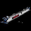 Vibratorbalk, enprofils, 380 V, 5,80 meter