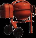 Betongblandare 380V,140 liter