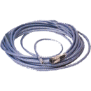Slang, tryckluft 6mm, 6 meter (Lättvikt)